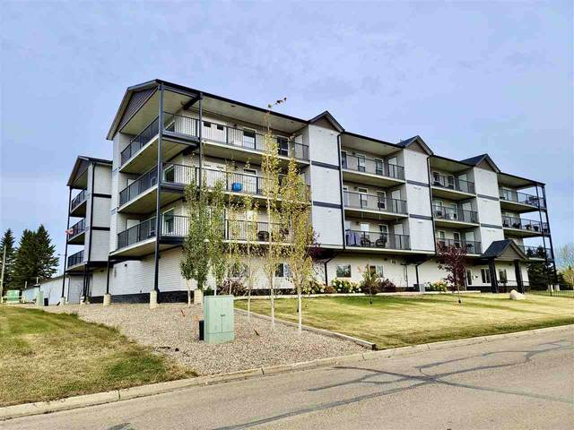 306 4614A Lakeshore Drive, St. Paul Town, AB T0A 3A3 (#E4218393) :: RE/MAX River City
