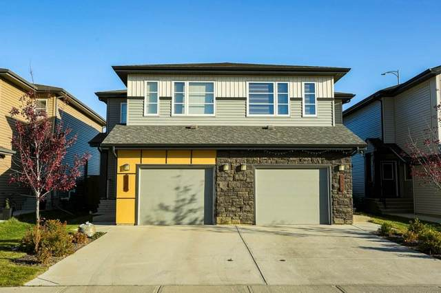 2590 Casey Way, Edmonton, AB T6W 3N2 (#E4218431) :: The Foundry Real Estate Company