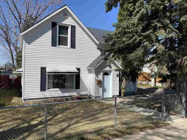 9914 96A Avenue, Fort Saskatchewan, AB T8L 1P6 (#E4218449) :: Initia Real Estate