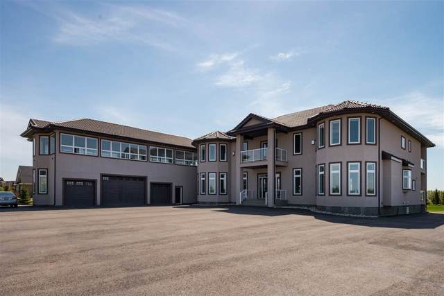 30 50565 RGE RD 245, Rural Leduc County, AB T4X 0P5 (#E4218463) :: The Foundry Real Estate Company