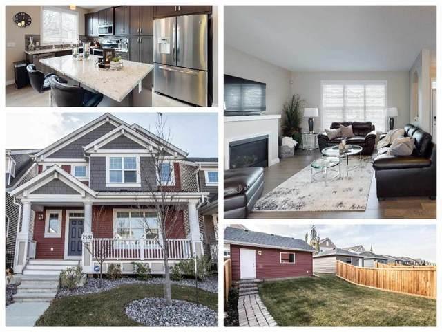 7507 Summerside Grande Boulevard, Edmonton, AB T6X 0V2 (#E4218511) :: Initia Real Estate