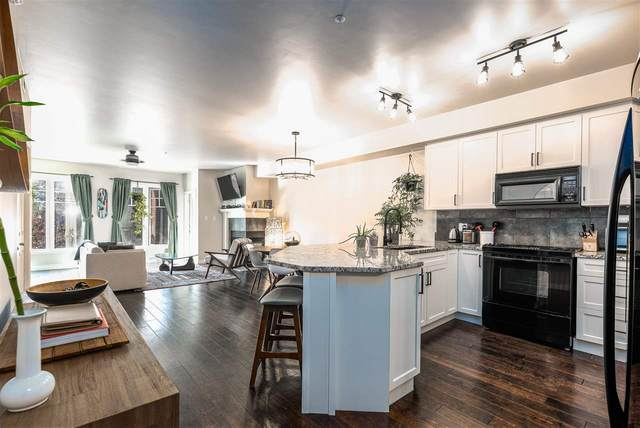 205 9803 96A Street, Edmonton, AB T6A 4A5 (#E4218516) :: The Foundry Real Estate Company