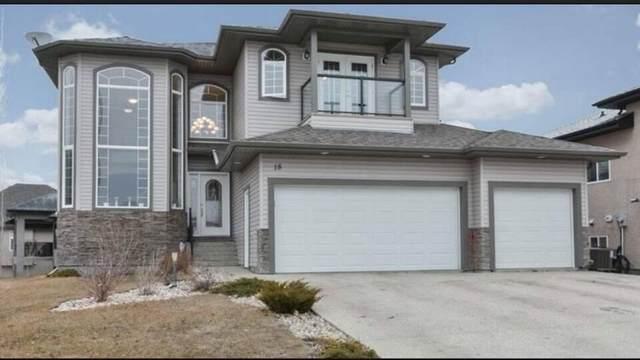 18 Shores Drive, Leduc, AB T9E 8N8 (#E4218535) :: Initia Real Estate