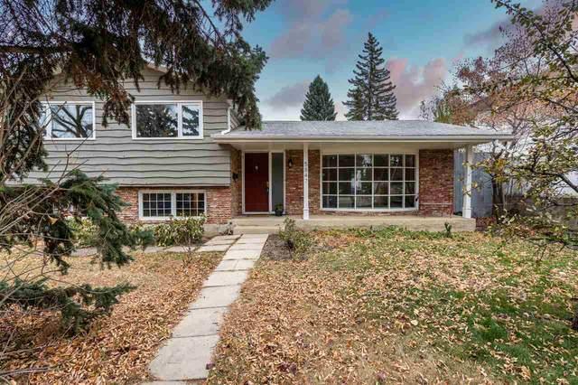 5847 143 Street, Edmonton, AB T6H 2E9 (#E4218569) :: Initia Real Estate