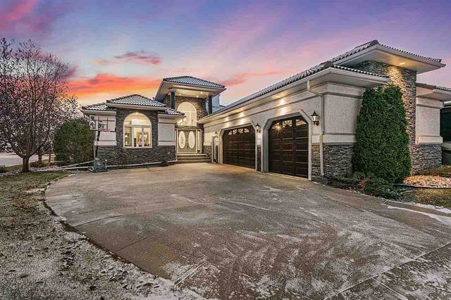 82 52304 RGE RD 233, Rural Strathcona County, AB T8B 1C9 (#E4218592) :: Initia Real Estate