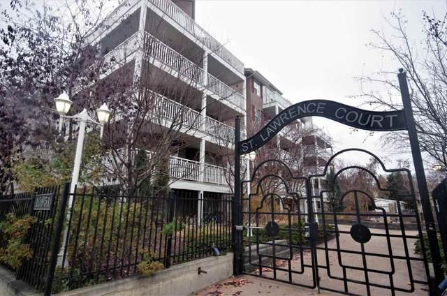 311 10951 124 Street, Edmonton, AB T5M 4E1 (#E4218610) :: Initia Real Estate