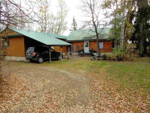 55119A Rge Rd 23, Rural Lac Ste. Anne County, AB T0E 1V0 (#E4218611) :: Müve Team   RE/MAX Elite