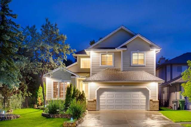 113 Reichert Drive, Beaumont, AB T4X 1P2 (#E4218676) :: Initia Real Estate