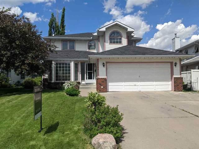 6104 156 Avenue, Edmonton, AB T5Y 2M8 (#E4218690) :: Initia Real Estate
