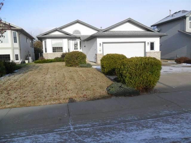 142 Bridgeview Drive, Fort Saskatchewan, AB T8L 4J4 (#E4218714) :: Müve Team   RE/MAX Elite
