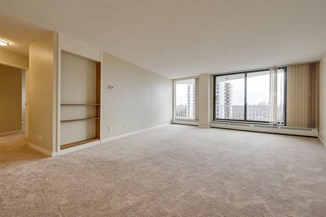 802 10045 117 Street, Edmonton, AB T5K 1W8 (#E4218715) :: Initia Real Estate