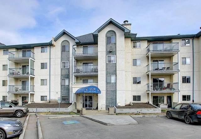 223 6720 158 Avenue, Edmonton, AB T5Z 3B1 (#E4218727) :: The Foundry Real Estate Company