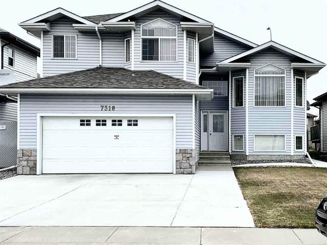 7318 166A Avenue, Edmonton, AB T5Z 3Y1 (#E4218732) :: Initia Real Estate
