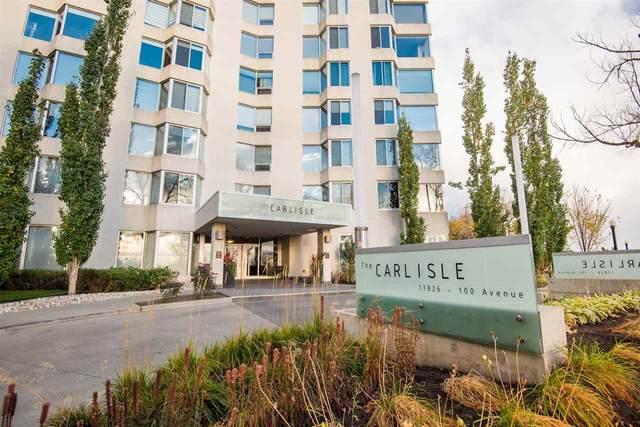 1900 11826 100 Avenue, Edmonton, AB T5K 0K3 (#E4218736) :: Initia Real Estate