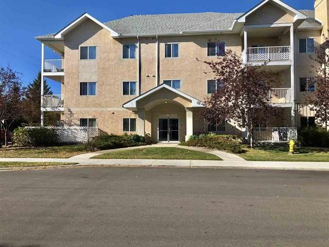103 10008 151 Street NW, Edmonton, AB T5P 1T3 (#E4218749) :: The Foundry Real Estate Company