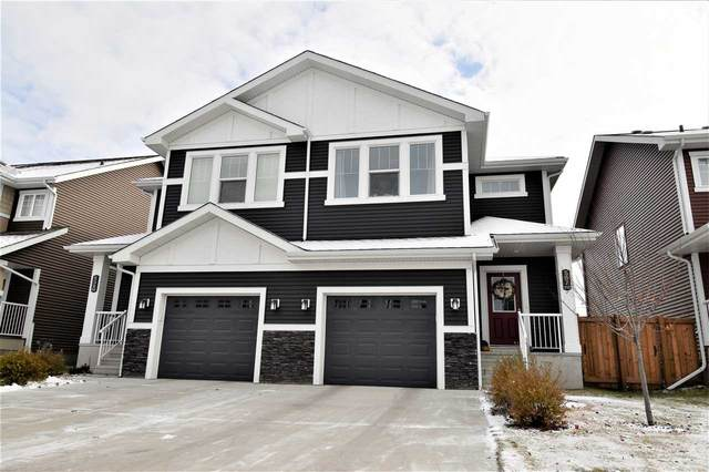 537 Ebbers Way, Edmonton, AB T5Y 3T8 (#E4218750) :: The Foundry Real Estate Company