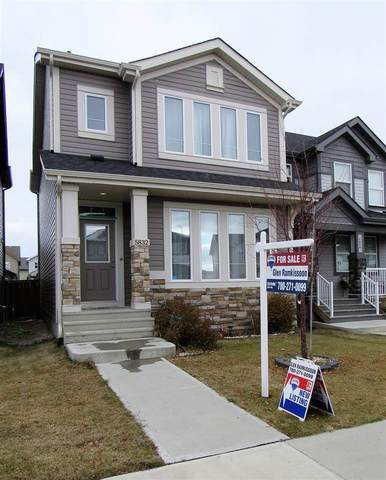 5832 Anthony Crescent, Edmonton, AB T6W 3H5 (#E4218768) :: Initia Real Estate