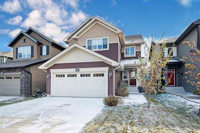 4419 Crabapple Landing, Edmonton, AB T6X 0X8 (#E4218776) :: Initia Real Estate