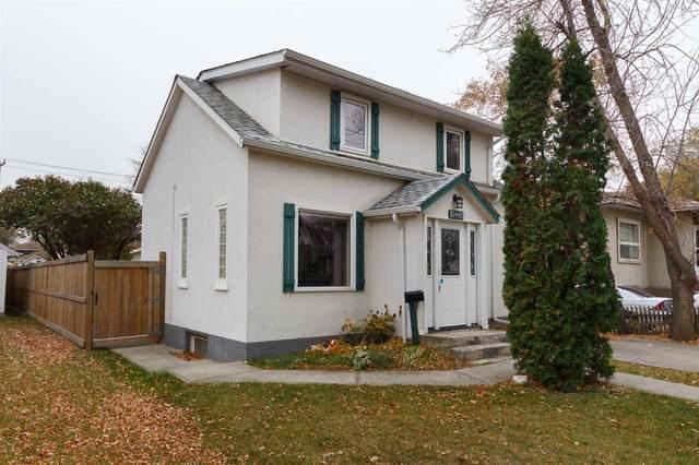 10445 70 Avenue, Edmonton, AB T6H 2E7 (#E4218779) :: Initia Real Estate