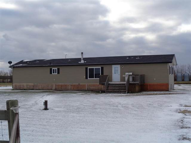 59110 Hwy 44, Rural Westlock County, AB T7P 2P7 (#E4218782) :: The Foundry Real Estate Company
