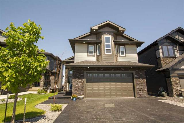 2516 Amerongen Crescent, Edmonton, AB T6W 3C2 (#E4218786) :: Initia Real Estate