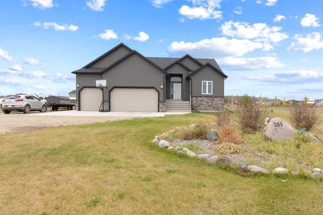 209-42230 Twp 632, Rural Bonnyville M.D., AB T9M 1P2 (#E4218788) :: Initia Real Estate