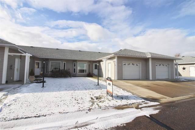 #106 4405 45 Ave., Bonnyville Town, AB T9N 2P7 (#E4218792) :: Initia Real Estate