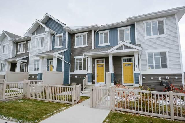 82 2905 141 Street, Edmonton, AB T6W 3M4 (#E4218812) :: Initia Real Estate