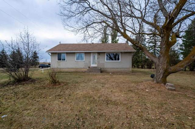 53174 Rge Rd 215, Rural Strathcona County, AB T8E 2C9 (#E4218825) :: Initia Real Estate