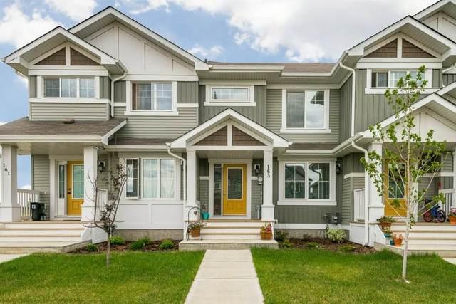 163 Desrochers Gate, Edmonton, AB T6W 3H8 (#E4218831) :: Initia Real Estate