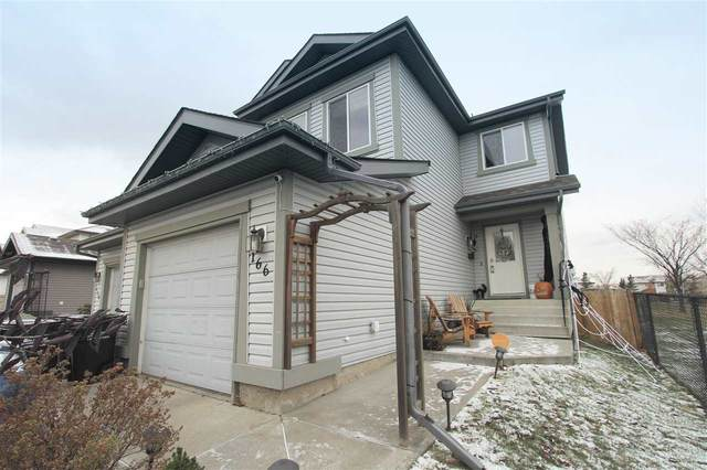166 Summerton Crescent, Sherwood Park, AB T8H 2V6 (#E4218833) :: Initia Real Estate
