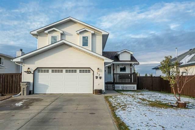 32 Parkview Cr, Calmar, AB T0C 0V0 (#E4218839) :: The Foundry Real Estate Company