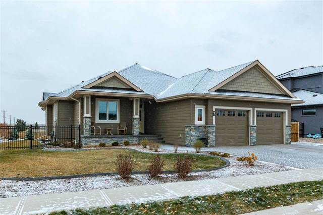 2 Harvest Crescent, Ardrossan, AB T8E 0A3 (#E4218879) :: The Foundry Real Estate Company