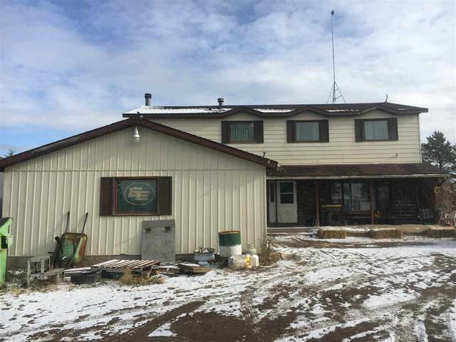 51503 Rge Rd 225, Rural Strathcona County, AB T8C 1H5 (#E4218890) :: Initia Real Estate