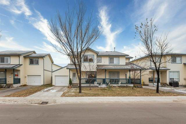 92 10909 106 Street, Edmonton, AB T5H 4M7 (#E4218895) :: RE/MAX River City
