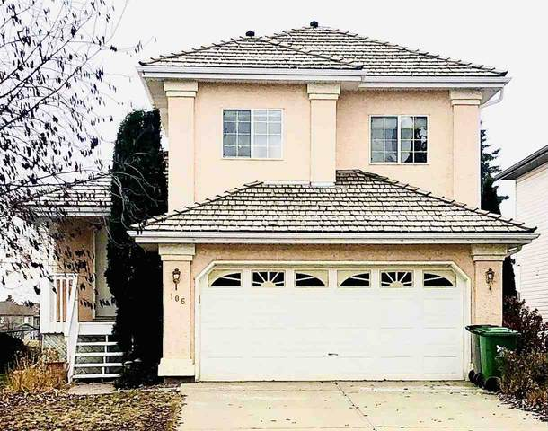 106 Coloniale Way, Beaumont, AB T4X 1N2 (#E4218904) :: Initia Real Estate