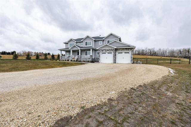 34-53413 Rge Rd 274, Rural Parkland County, AB T7X 3T1 (#E4218933) :: Müve Team | RE/MAX Elite