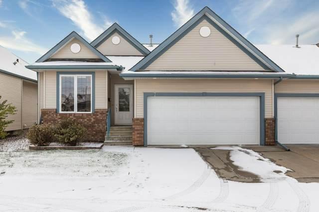 7 16224 73 Street, Edmonton, AB T5Z 4A1 (#E4218943) :: Initia Real Estate