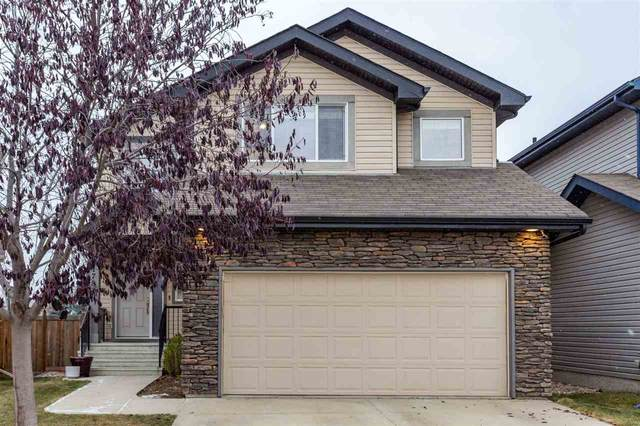 178 Wellington Place, Fort Saskatchewan, AB T8L 0G4 (#E4218956) :: RE/MAX River City
