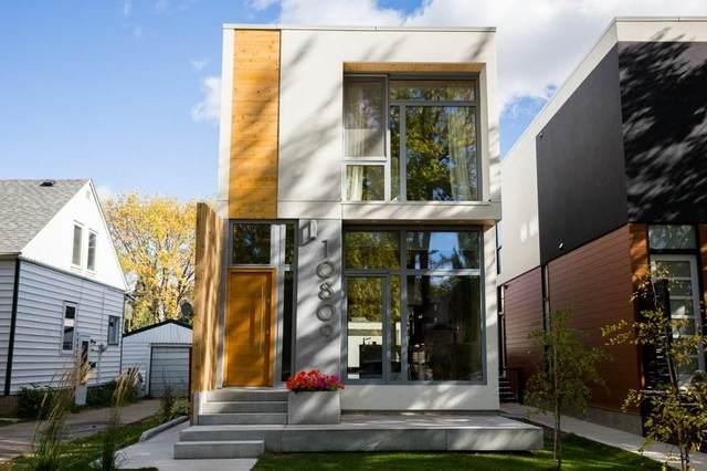 10809 128 Street, Edmonton, AB T5M 0W3 (#E4218975) :: Initia Real Estate