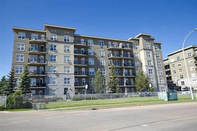 2-114 4245 139 Avenue, Edmonton, AB T5Y 3E8 (#E4218980) :: The Foundry Real Estate Company