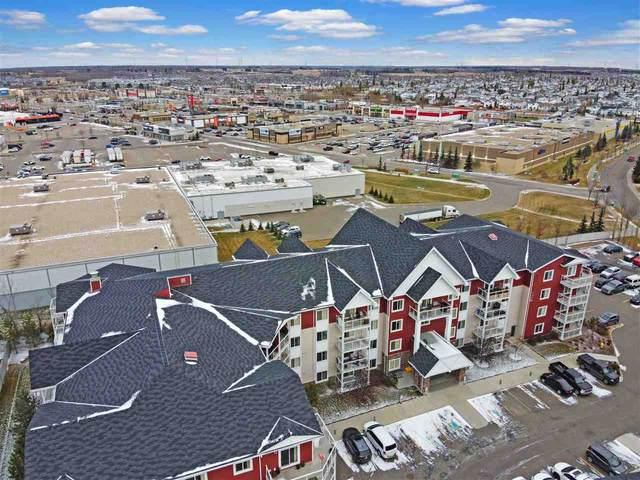 213 2203 44 Avenue, Edmonton, AB T6T 0T1 (#E4218988) :: The Foundry Real Estate Company
