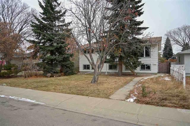 8007 161 Street, Edmonton, AB T5R 2K5 (#E4219015) :: Initia Real Estate