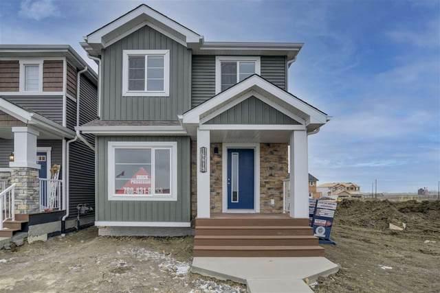 16619 30 Avenue, Edmonton, AB T6W 1A8 (#E4219077) :: The Foundry Real Estate Company