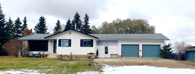 24024 Hwy 37, Rural Sturgeon County, AB T8T 0E9 (#E4219082) :: The Foundry Real Estate Company