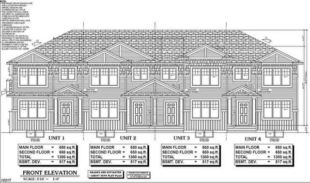 4 8604 130 Avenue NW, Edmonton, AB T5E 0R5 (#E4219091) :: Initia Real Estate