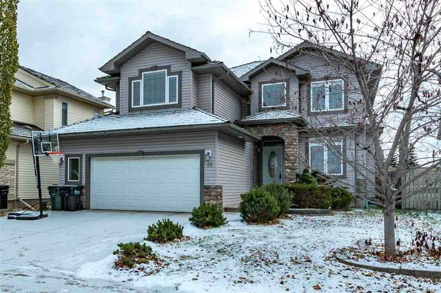 65 Nottingham Inlet, Sherwood Park, AB T8A 6G2 (#E4219096) :: The Foundry Real Estate Company