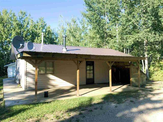 180 David Drive, Rural Athabasca County, AB T9S 1S3 (#E4219107) :: The Foundry Real Estate Company