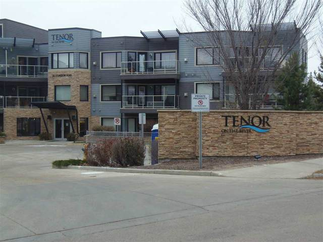 301 35 Sturgeon Road, St. Albert, AB T8N 0E8 (#E4219108) :: The Foundry Real Estate Company