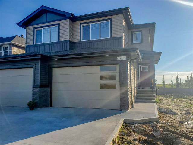 914 Morris Way, Leduc, AB T9E 1E9 (#E4219109) :: Müve Team | RE/MAX Elite